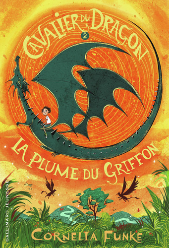 """Afficher """"Cavalier du dragon (Tome 2) - La Plume du Griffon"""""""