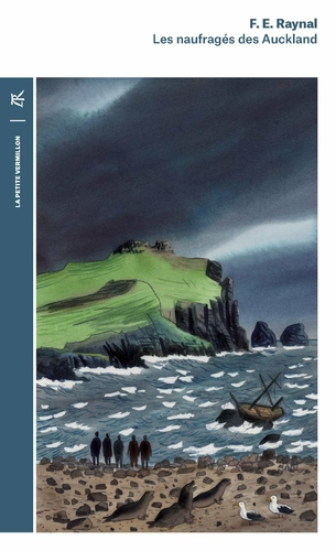 """Afficher """"Les naufragés des Auckland"""""""
