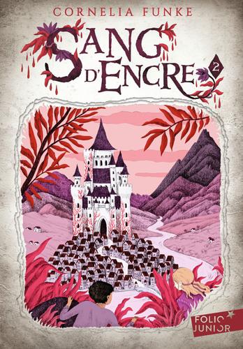 """Afficher """"Coeur d'encre (Tome 2) - Sang d'encre"""""""