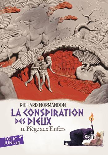 """Afficher """"La conspiration des dieux (Tome 2) - Piège aux Enfers"""""""