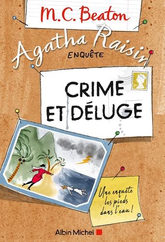 """Afficher """"Agatha Raisin enquête 12 - Crime et déluge"""""""