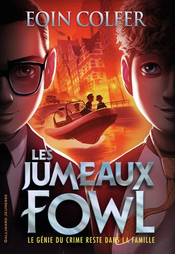 """Afficher """"Les Jumeaux Fowl"""""""
