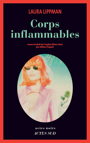 """Afficher """"Corps inflammables"""""""