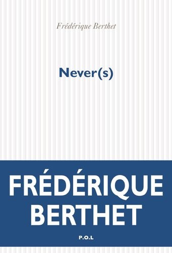 "Afficher ""Never(s)"""