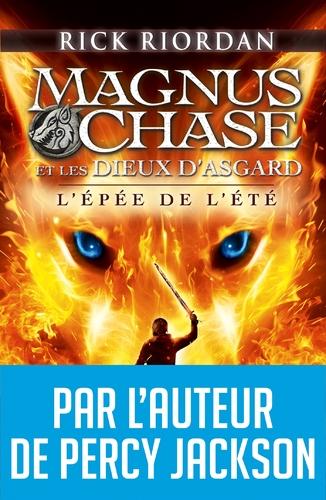 """Afficher """"Magnus Chase et les dieux d'Asgard - tome 1"""""""