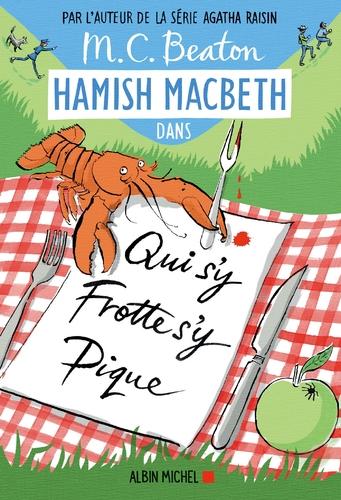 """Afficher """"Hamish Macbeth 3 - Qui s'y frotte s'y pique"""""""