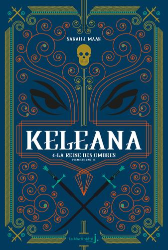 """Afficher """"Keleana, tome 4 La Reine des Ombres, première partie"""""""