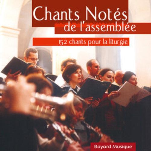 """Afficher """"Chants notés de l'assemblée (152 chants pour la liturgie)"""""""