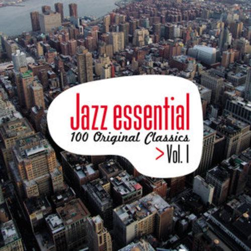 "Afficher ""Jazz Essential - 100 Original Classics, Vol.1"""