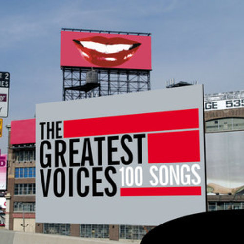 """Afficher """"The Greatest Voices - 100 Songs"""""""