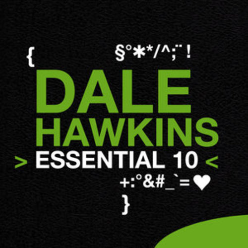 """Afficher """"Dale Hawkins: Essential 10"""""""