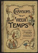 """Afficher """"Chansons du vieux temps"""""""