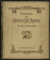 """Afficher """"Histoire des Quatre fils Aymon , très nobles et très vaillants chevaliers"""""""