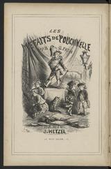 """Afficher """"Les méfaits de Polichinelle"""""""