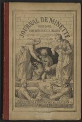 """Afficher """"Journal de Minette, histoire d'une mère et de ses enfants"""""""