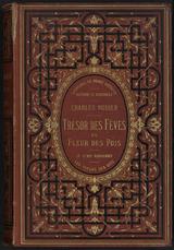 """Afficher """"Trésor des fèves et Fleur des pois. Histoire de Gribouille. Aventures du prince Chènevis ; Le Génie bonhomme ; Les fleurs des bois"""""""