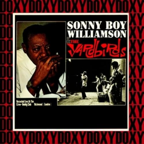 "Afficher ""Sonny Boy Williamson & the Yardbirds with Eric Clapton"""