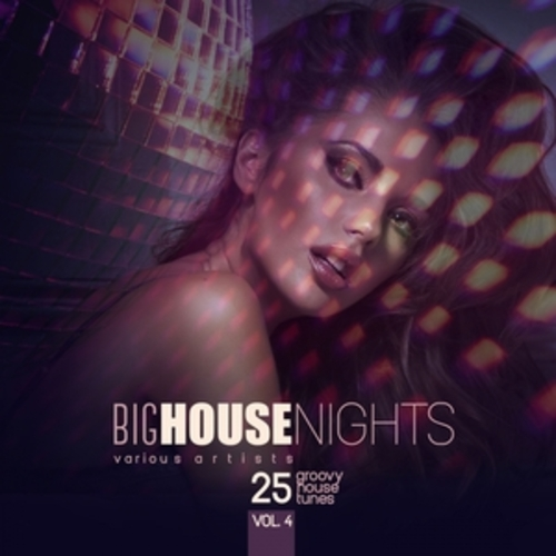 "Afficher ""Big House Nights (25 Groovy House Tunes), Vol. 4"""