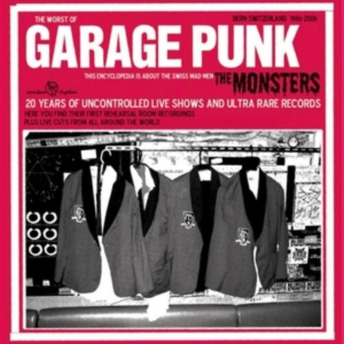"""Afficher """"Garage Punk from Bern Switzerland 1986-2006, Pt. 1 (Live)"""""""