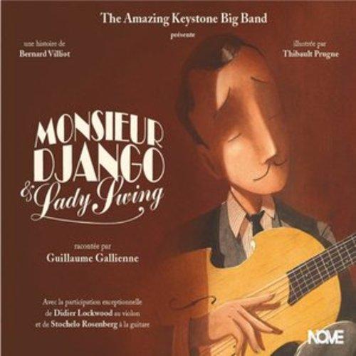 "Afficher ""Monsieur Django et Lady Swing"""