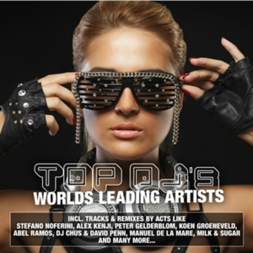 "Afficher ""Top DJs - World's Leading Artists, Vol. 5"""