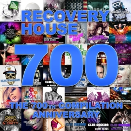 "Afficher ""Recovery House 700: The 700th Compilation Anniversary"""