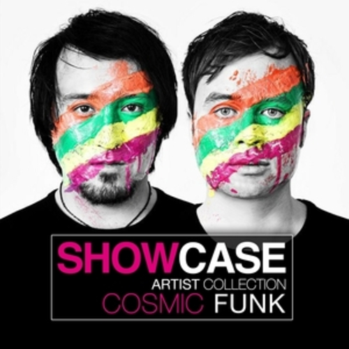 "Afficher ""Showcase - Artist Collection Cosmic Funk"""