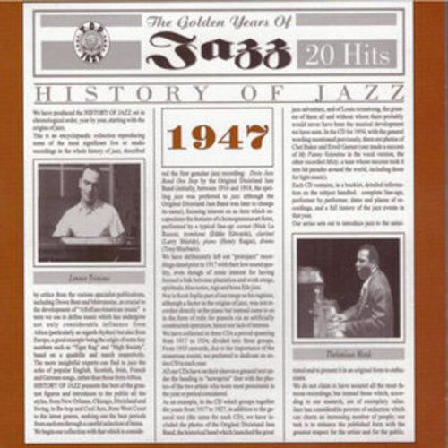"Afficher ""History of Jazz 1947"""