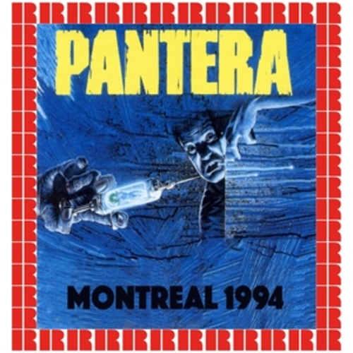 "Afficher """"Far Beyond Live"", Metropolis, Montreal, Canada, April 10th, 1994"""