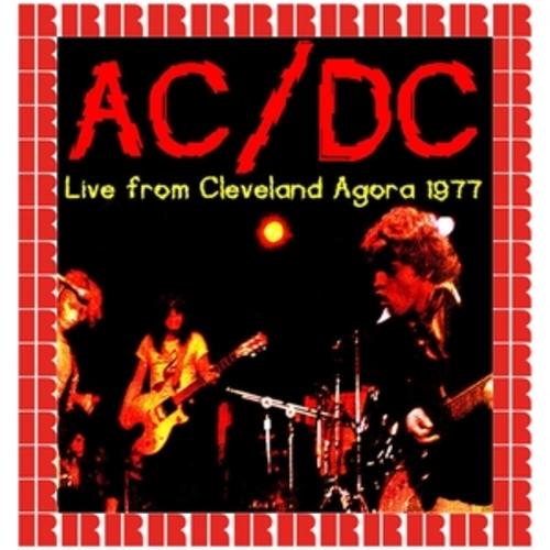 """Afficher """"Agora, Cleveland, Oh, Usa August 22, 1977"""""""