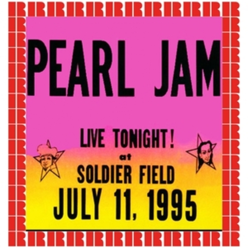 """Afficher """"Soldier Field, Chicago, July 11th, 1995"""""""