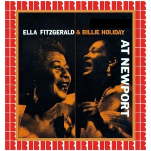 "Afficher ""Ella Fitzgerald And Billie Holiday At Newport"""